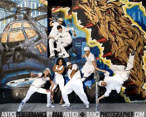 Antics Hip Hop Dance Theater