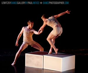 """Turf"" by Lewitzky Dance Gallery (by permission)"