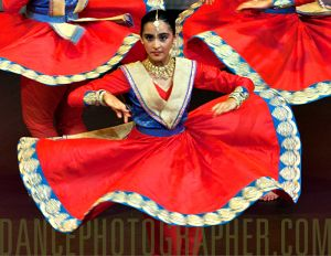 Anjani's Kathak Dance of India