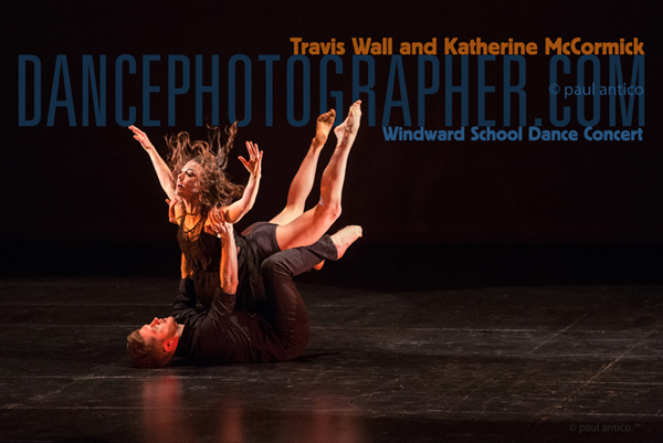 Travis Wall and Katherine McCormick