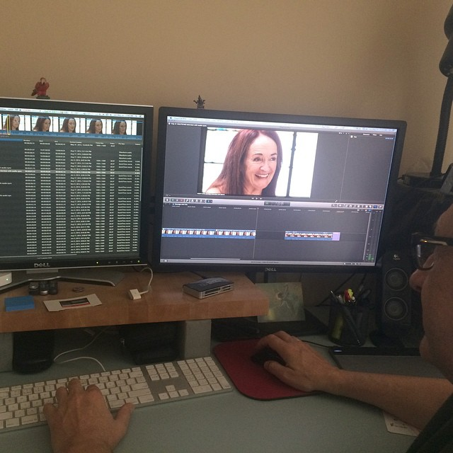 edwige on FCPX