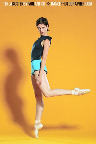 Tekla Kostek by Paul Antico - dancephotographer.com