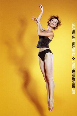 Dancer Tekla Kostek